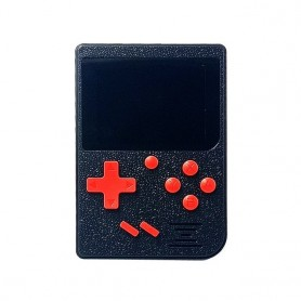 CONSOLA PORTATIL SUPREME RETRO SIMIL GAMEBOY 129 JUEGOS 8 BIT FAMILY PANTALLA 2.4 PULGADAS GC27