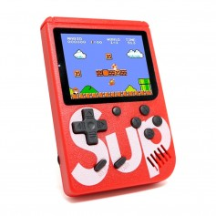 CONSOLA PORTATIL SUPREME RETRO SIMIL GAMEBOY 168 JUEGOS 8 BIT FAMILY PANTALLA 2.8 PULGADAS GC26