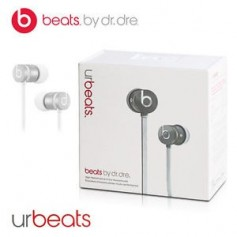 AURICULAR CON CABLE BEATS BY DR.DRE URBEATS PLATEADO AUDIO PREMIERE GRAVES