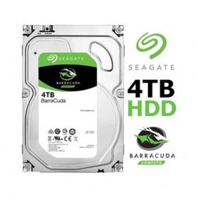 DISCO RIGIDO 4TB SEAGATE SKYHAWK HDD 7200RPM 64MB CACHE 6.0GB/S SATA III 3.5 VIGILANCIA