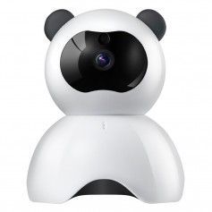 CAMARA IP ONSET PANDA MOTORIZADA HD VISION NOCTURNA ANDROID IOS WINDOWS MOVIMIENTO CAM-BLANCO IT2287