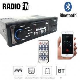 ESTEREO DE AUTO STEREO CAR MP3 BLUETOOTH USB MICRO SD ST-EA1BT