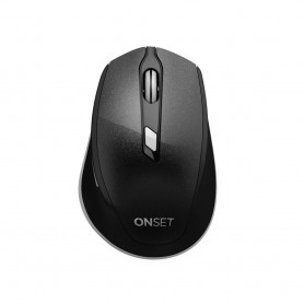 MOUSE ONSET BLUETOOTH NEGRO BT1600 WIRELESS BLUETOOTH
