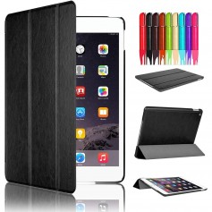 FUNDA SMART CASE TABLET NEW IPAD 2017 / 2018 CUERO ORIGINAL APPLE