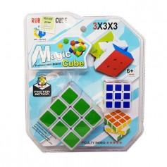 CUBO MAGICO TIPO RUBIK 3X3 + MINI CUBO MAGIC CUBE