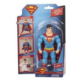 """MU""""ECO SUPERMAN STRETCH ESTIRABLE DC ORIGINAL ORIGINAL HASBRO"""