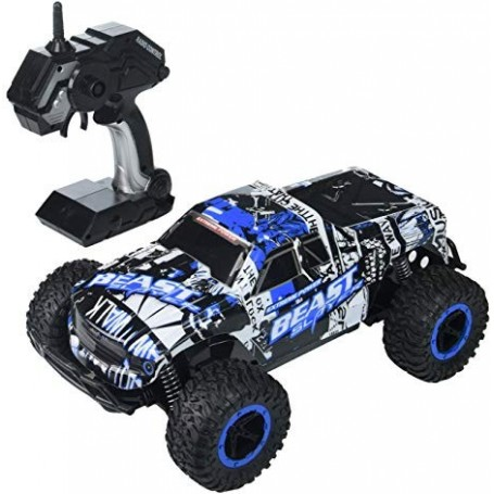 AUTO RC CONTROL REMOTO BEAST SLAYER CROSS COUNTRY SLAYER SPEED RACING