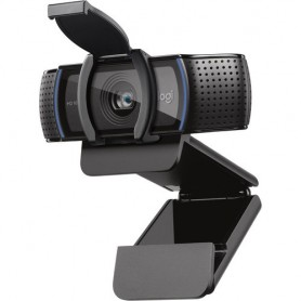 WEBCAM LOGITECH PRO C920S 720P HD MICROFONO SKYPE STREAMING