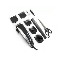 Maquina De Cortar Pelo Barba Y Patillas Con Accesorios