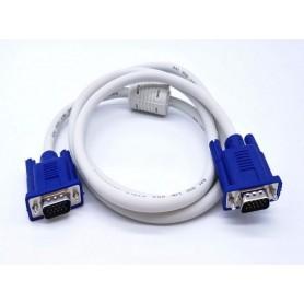 CABLE VGA A VGA 1.5MTS CON FILTRO HIGH SPEED CB019