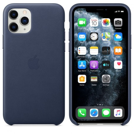 FUNDA IPHONE 11 6.1'' BLUE ORIGINAL SILICONA SILICONE COVER NEW IPHONE 2019