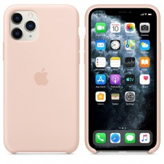 FUNDA IPHONE 11 PRO 5.8'' PINK ORIGINAL SILICONA SILICONE COVER NEW IPHONE 2019