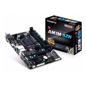 MOTHER GIGABYTE AM1M-S2H AMD SOCKET AM1 DDR3 VGA HDMI