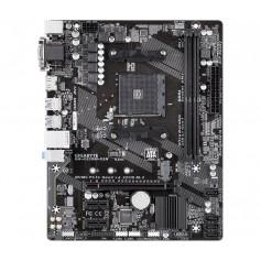 MOTHER GIGABYTE A320 GA-A320M-S2H SOCKET AM4 DDR4 HDMI AMD RYZEN