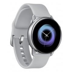 RELOJ SMARTWATH SAMSUNG GALAXY WATCH ACTIVE GRIS SM-R500 AMOLED NFC SALUD REDES
