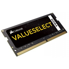 MEMORIA DDR4 SODIMM 16GB 2133MHz LOW VOLTAGE CORSAIR VALUE SELECT NOTEBOOK