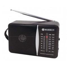RADIO PORTATIL SUZIKA AM FM A PILA ENTRADA AUXILIAR RD605