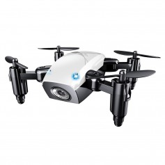 MINI DRONE QUADCOPTER S9W WIFI CON CAMARA 0.3MP 360GRADOS FLIP 6 AXIALES 3 SPEED