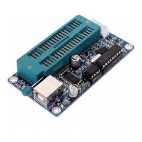 GRABADOR PROGRAMADOR USB PIC ATMEL AVR MICROS MEMORIAS