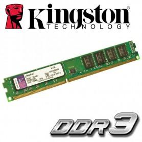 MEMORIA DDR3 8GB 1333 KINGSTON KVR1333D3N9/8G