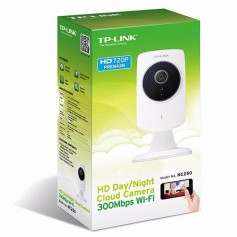 Camara Ip Tp Link Nc250 300Mbps Wifi Night