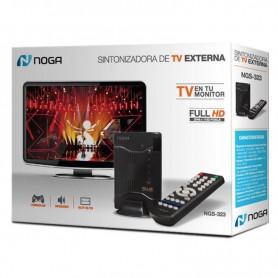SINTONIZADORA DE TV EXTERNA NOGA FULL HD PARLANTE NGS-323