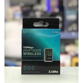 PLACA DE RED USB NOGA 150MBPS ADAPTADOR WIRELESS 2.0 NG-UW06 2.4GHZ