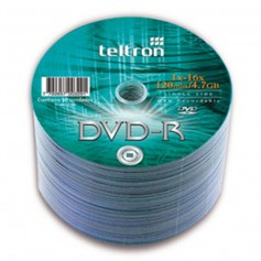 DVD VIRGEN TELTRON -R