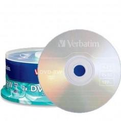 DVD VIRGEN VERBATIM -RW REGRABABLE 2X