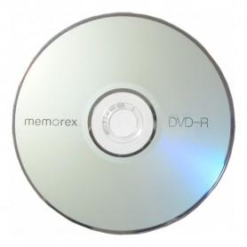 DVD VIRGEN MEMOREX 8X 4.7GB