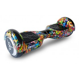 PATINETA ELECTRICA DINAX EXCELENTES DISENOS SKATE SMART HOVERBOARD SCOOTER 120 KG 20KM BLUETOOTH