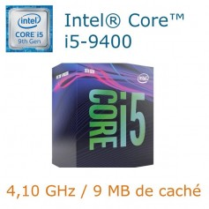 MICRO INTEL CORE I5 9400 4.1GHZ 12M COFFEE LAKE SOCKET 1151