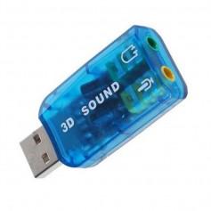 PLACA SONIDO USB 5,1 SEISA ST-3051