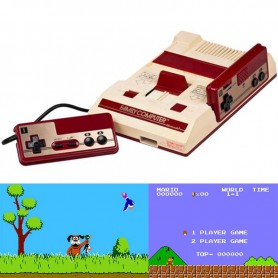 Family Game consola 8 bit