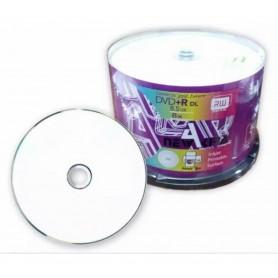 DVD VIRGEN DOBLE CAPA AKIRA 8.5GB 8X SPEED PRINTABLE