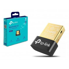 ADAPTADOR BLUETOOTH USB NANO TP-LINK UB400 PARA NOTEBOOK PC