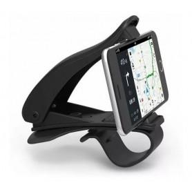 SOPORTE CELULAR GPS PARA VOLANTE DE AUTO H'MASTON CJ-304