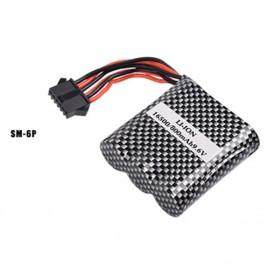 BATERIA PARA AUTO RADIO CONTROL 16500 800MAH LI-ION 9.6V