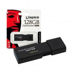 PEN DRIVE 128GB KINGSTON USB 3.0 DATATRAVELER 100