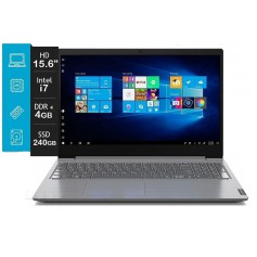 NOTEBOOK LENOVO i7 10ma GEN PANT 15.6 HD 4GB DDR4 SSD 240GB V15