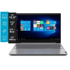 NOTEBOOK LENOVO i7 10ma GEN PANT 15.6 HD 8GB DDR4 SSD 480GB V15