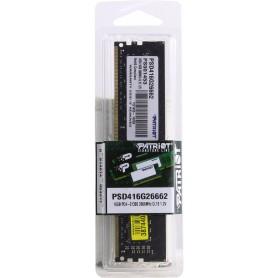 MEMORIA DDR4 16GB 2666 MHz PATRIOT SIGNATURE PSD416G26662