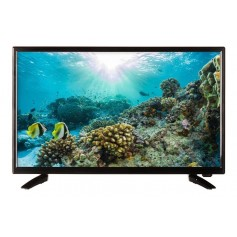 TV 24 PULG HD 720P MONITOR LED MINISONIC HDMI USB MIN-2400-HD