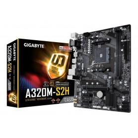 MOTHER AMD GIGABYTE A320M-S2H AM4 RYZEN