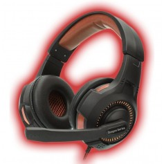 AURICULAR GAMER KILLER KOLKE CON LUZ LED KGA-345 REFORZADO PC PS4
