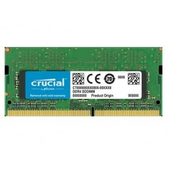 MEMORIA SODIMM DDR4 4GB 2666MHZ 1.2V CL17 NOTEBOOK CRUCIAL