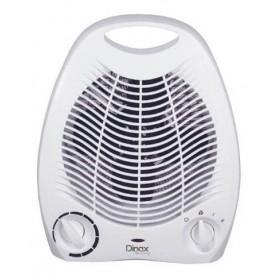 Caloventor Ventilador Redondo 2 Potencias 2000W Dinax Ch101 Termostato
