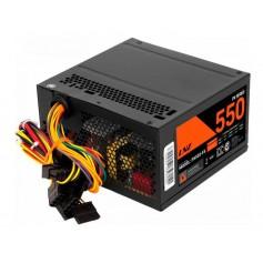 FUENTE LNZ 550W PX550-FS 24+4 PIN SATA X3 MOLEX X2 +12V 32A