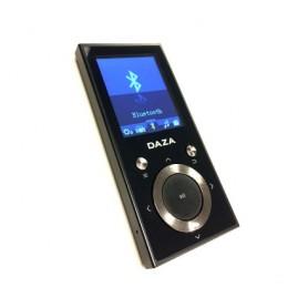 REPRODUCTOR MP4 8GB DAZA CON DISPLAY Y BLUETOOTH SPORT DZ-M28GBBLK DEPORTIVO