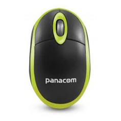 MOUSE PANACOM CON CABLE USB COLORES VARIOS MS-9529